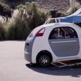 Googlen auto vie perille ilman rattia tai polkimia