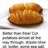 Better than fries.