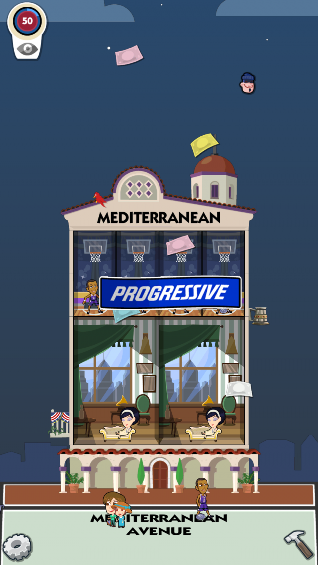 Vietin Progressive brändin parissa todella pitkän ajanjakson.