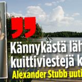 Rolexanderstubb ja lama-Suomen arvot