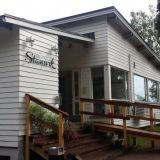 Stansvikissa on ravintola, jossa on kuulemma hyvä lounas merinäköalalla. Pitääpä joskus testata.