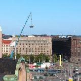 kuva: Dinner in the Sky Helsinki 2013