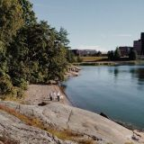Löytö: Lapinlahden uimaranta