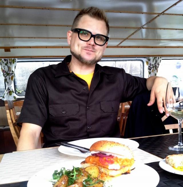 Lounaalla Chef Santerin kanssa