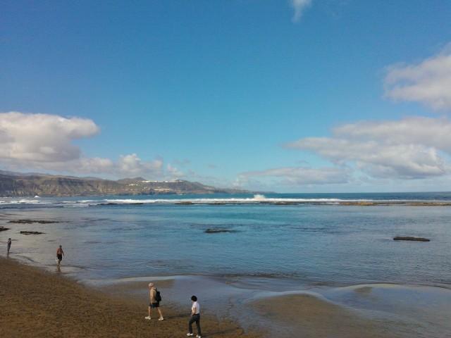 ja kohta aallot vetäytyvät takaisin aavalle....