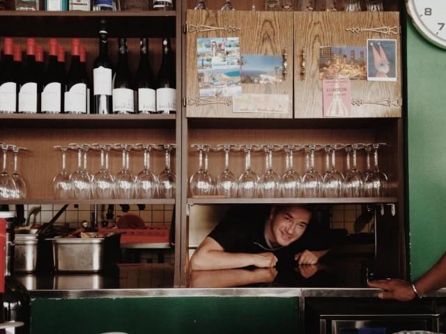 Kitchin keittiömestari Anton Von Troil on Kitch Burgerin luoja.