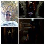 St Sebastianin kirkon alla on 12 km katakombeja.