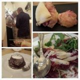 Illan löytö: Osteria Roma in Tavola. Roomassa. Löytyi Tripadvisorin avulla.