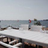 Merellinen lounas: ravintola Saari