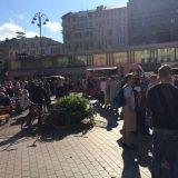 Street Food Carnival Kasarmitorilla