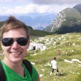 Monte Baldo -vuodelle pääsi myös 360 panoraamahissillä.