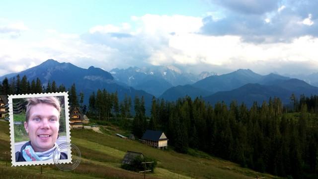 Tatravuorten kautta on hyvä ajaa Alpeille moottoripyörällä. Miksei myös autolla.