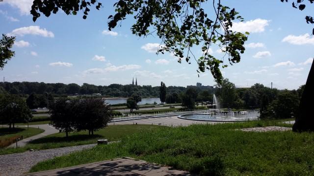 Varsova on aivan ihana kesäkaupunki. Yllätyin positiivisesti. Suosittelen kokeilemaan.
