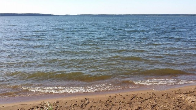 Puolassa Jezioro-järvi