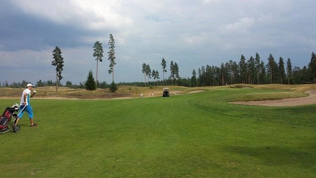 Vierumäen Golf -kenttiä on 2: Classic ja Cooke.