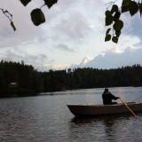 Letturannassa voi käydä myös kalastamassa.