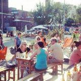 Elokuun eka viikonloppu toi Blockpartyn, Kaljakellunnan, Assemblyn, World Bitesin ja paljon muuta