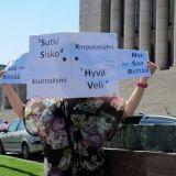 """""""Sutki Sisko - Hyvä Veli"""" - """"Korporatismi - Journalismi"""""""