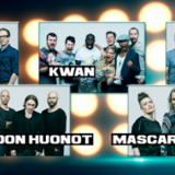 Don Huonot, Miljoonasade, Kwan, Mascara ja Neon 2 tekevät paluun