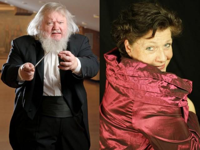Leif Segerstam & Elisabeth Wärnfeldt
