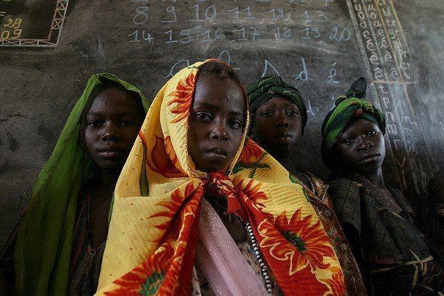 Kuva on otettu Keski-Afrikan tasavallassa.  hdptcar / Flickr.com