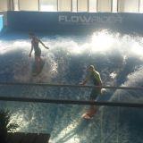 Sirius Sport resortissa voi myös surffata.