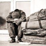 """""""Kirjoitin tämän, koska tiedän että kodittomalla ei ole aikaa eikä energiaa"""""""