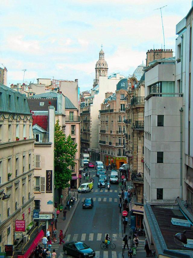 Pariisissa