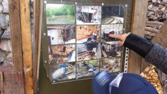 2011 vuonna Pasilan kivilinnan asunto tuhopoltettiin. Ikävä homma :(