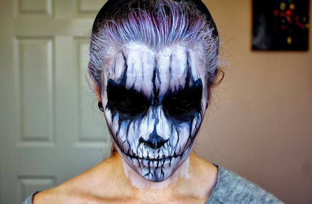 Aitoa Kauhua Halloween Pukeutumiseen