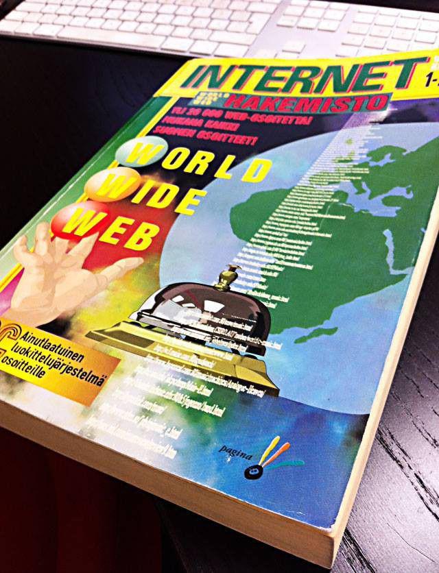 Ysärillä nettiosoitteet pystyi tarkistamaan kätevästä Nettihakemistosta, joka listasi yli 20 000 web-osoitetta, mukaan lukien kaikki Suomen osoitteet!
