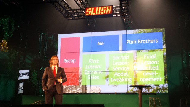 Eetu Kirsi / Plan Brothers kertoo miten he myivät ja skaalasivat tuotteensa 10000:lle käyttäjälle.