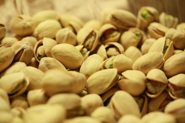 Pistaasipähkinä on terveysruokaa. Kuva Danielle Scott (cc by sa)