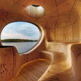 Onko tässä maailman kaunein sauna?