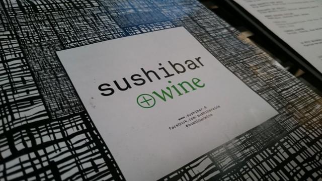 Korjaamolla on Sushibar