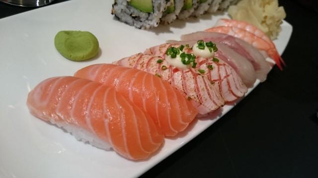 Sushii ja sashimii. Namskis.