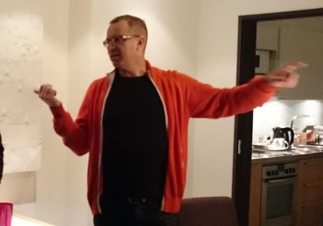 Reijo Lahtonen kertaa Suurisavotta -projektin käänteitä.