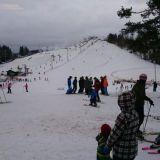 Talma Ski on auki.