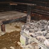 Putkinotkon sauna - ja puhdasta tulee!