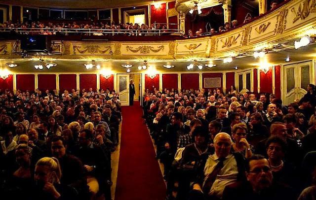 Contemporary Drama Festival, Budapest