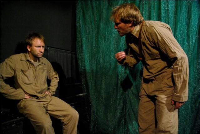 Scorn (Lefitymálva) ; Gólem Theatre