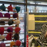 Kati Niemi KN Collection piti PopUp hattukauppaa.