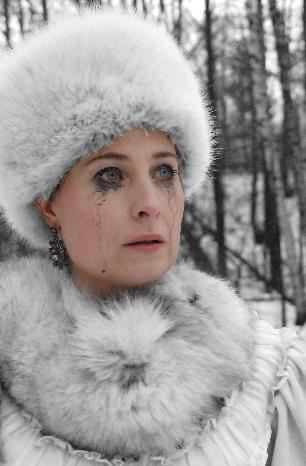 Anna Karenina - Eeva Aitta.         Kuva: Soile Savela