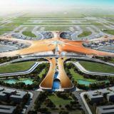 Pekingiin rakenteilla maailman suurin lentokenttä