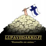 Lupaviidakko tahtoo olla netin Hannu Karpo