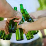 Olutfestareilla on lupa juoda