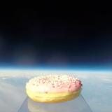 Usko tai älä: tässä on avaruusdonitsi