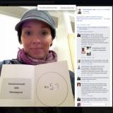 Heidi Ekholm-Talas otti vaalikoppiselfien. Oikeusministeriön vaalijohtaja Arto Jääskeläinen paheksuu. Miksi?