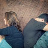 Jatkuvat riidat ja seksitön suhde