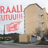 8-kerroksinen muraali antaa lupauksen katutaiteesta osana kaupunkia